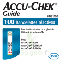 Accu-chek Guide Bandelettes 2 X 50 Bandelettes à Chinon