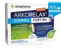 Arkorelax Sommeil Fort 8H Comprimés B/15 à Chinon