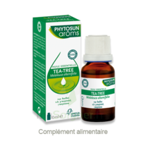 Phytosun Arôms Huiles essentielles Tea-tree 10 ml à Chinon