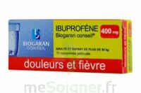 Ibuprofene Biogaran Conseil 400 Mg, Comprimé Pelliculé à Chinon