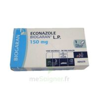 ECONAZOLE BIOGARAN L.P. 150 mg, ovule à libération prolongée à Chinon