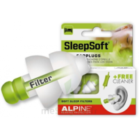 Bouchons d'oreille SleepSoft ALPINE à Chinon