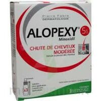 ALOPEXY 50 mg/ml S appl cut 3Fl/60ml à Chinon