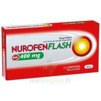 NUROFENFLASH 400 mg Comprimés pelliculés Plq/12 à Chinon