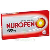 NUROFEN 400 mg Comprimés enrobés Plq/12 à Chinon